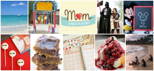 Mom Endeavors Lifestyle Blog
