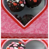 Valentine Oreo Truffles