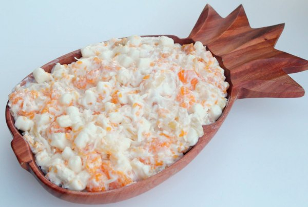 Have YOU had ambrosia? What's your recipe like?