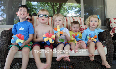 DIY Splash Balls Kid's Craft