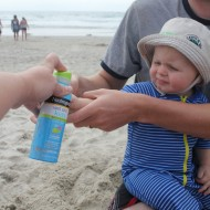 Beach Playtime with New Neutrogena Wet Skin Sunblock! #wetskin