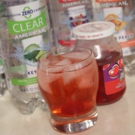 Easy Refreshing Drink Recipes {with #ClearAmerican}
