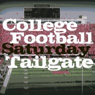 College Football Saturday Tailgate Party