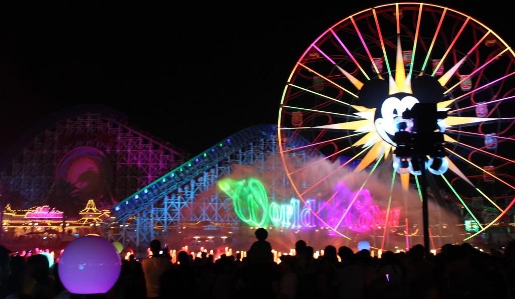 Disney's California Adventure: World of Color
