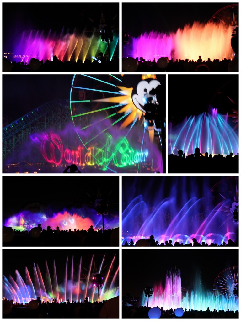 California Adventure World of Color