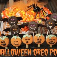 Halloween Oreo Pops {Bats & Pumpkins}!