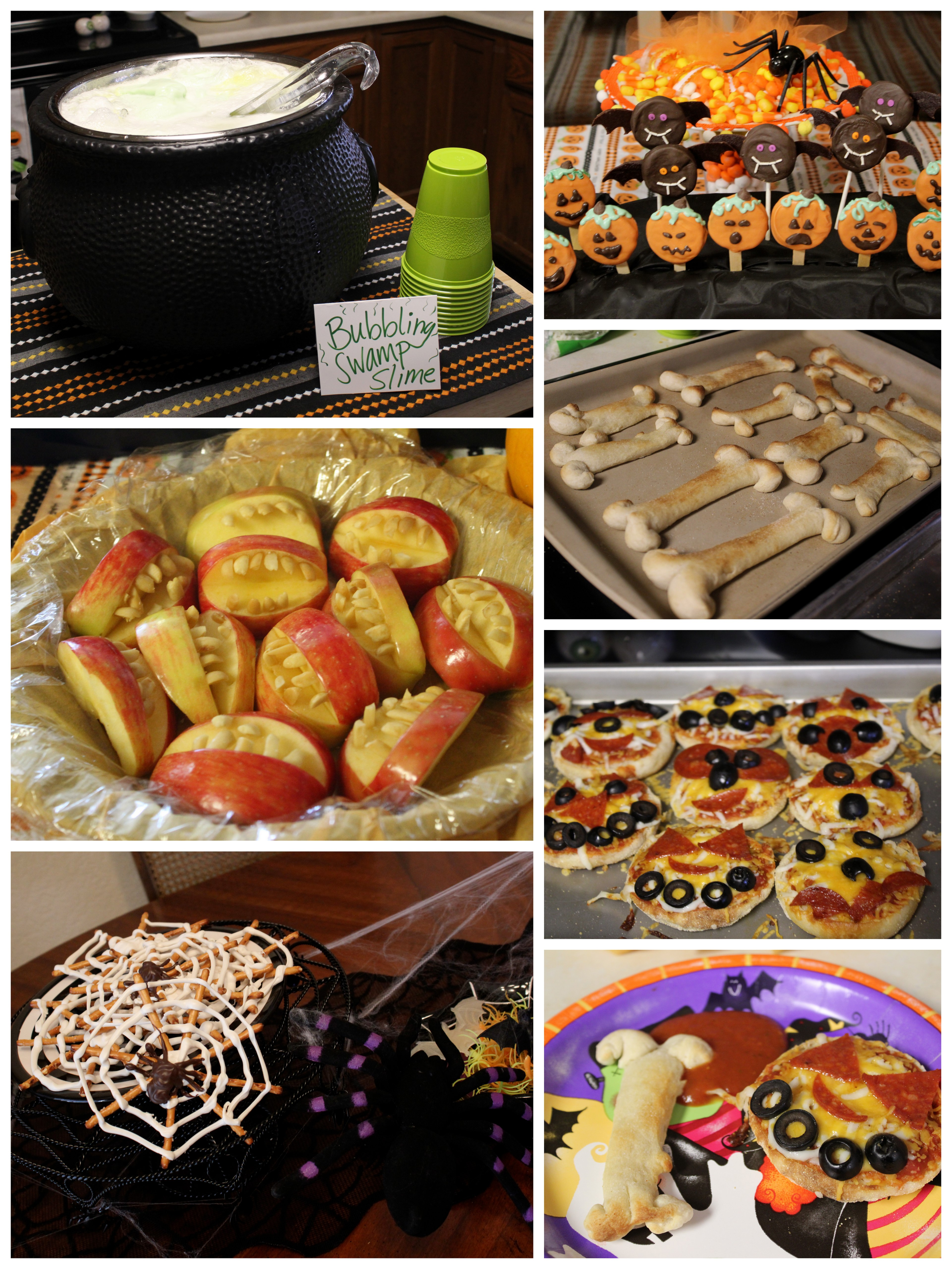 Halloween Party Playdate Featuring Kmart Halloween & Party Bluprints