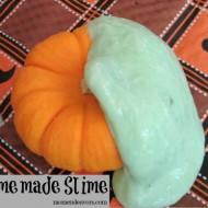 Make Your Own Slime with Elmer's Glue & Borax – A Perfect Halloween Activity!