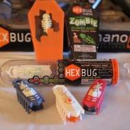 Our #HEXBUGHalloween Party! {with a HEXBUG Giveaway!!!}