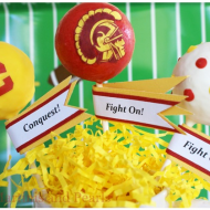 College Football Saturday Tailgate: Fun football ideas