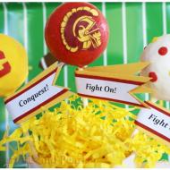 College Football Saturday Tailgate: Fun football ideas