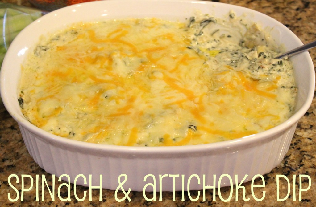Spinach Artichoke Dip With Chips Spinach Artichoke Dip