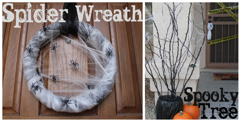 diy halloween decor ideas with materials from lowes of course to