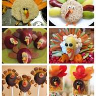 Cornucopia of Creativity: 10 Turkey Fun Foods