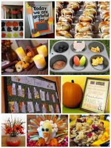Thanksgiving Recipes & Ideas