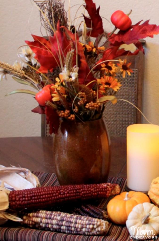Cornucopia of creativity diy thanksgiving table decor