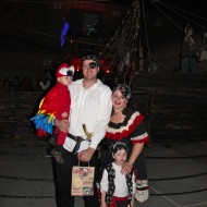 Yo Ho, Yo Ho! A Pirate Halloween!