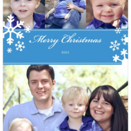 Christmas Cards from Shutterfly {+ a GIVEAWAY!!}