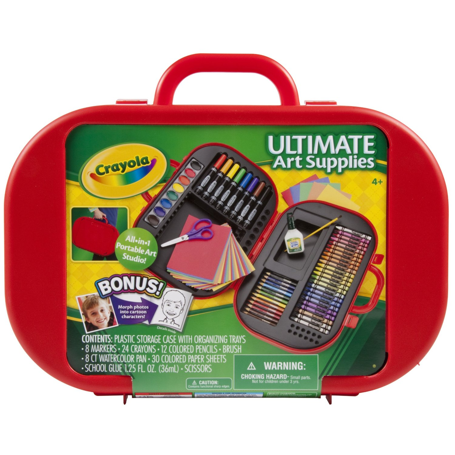 crayola innovative holiday prize pack review giveaway