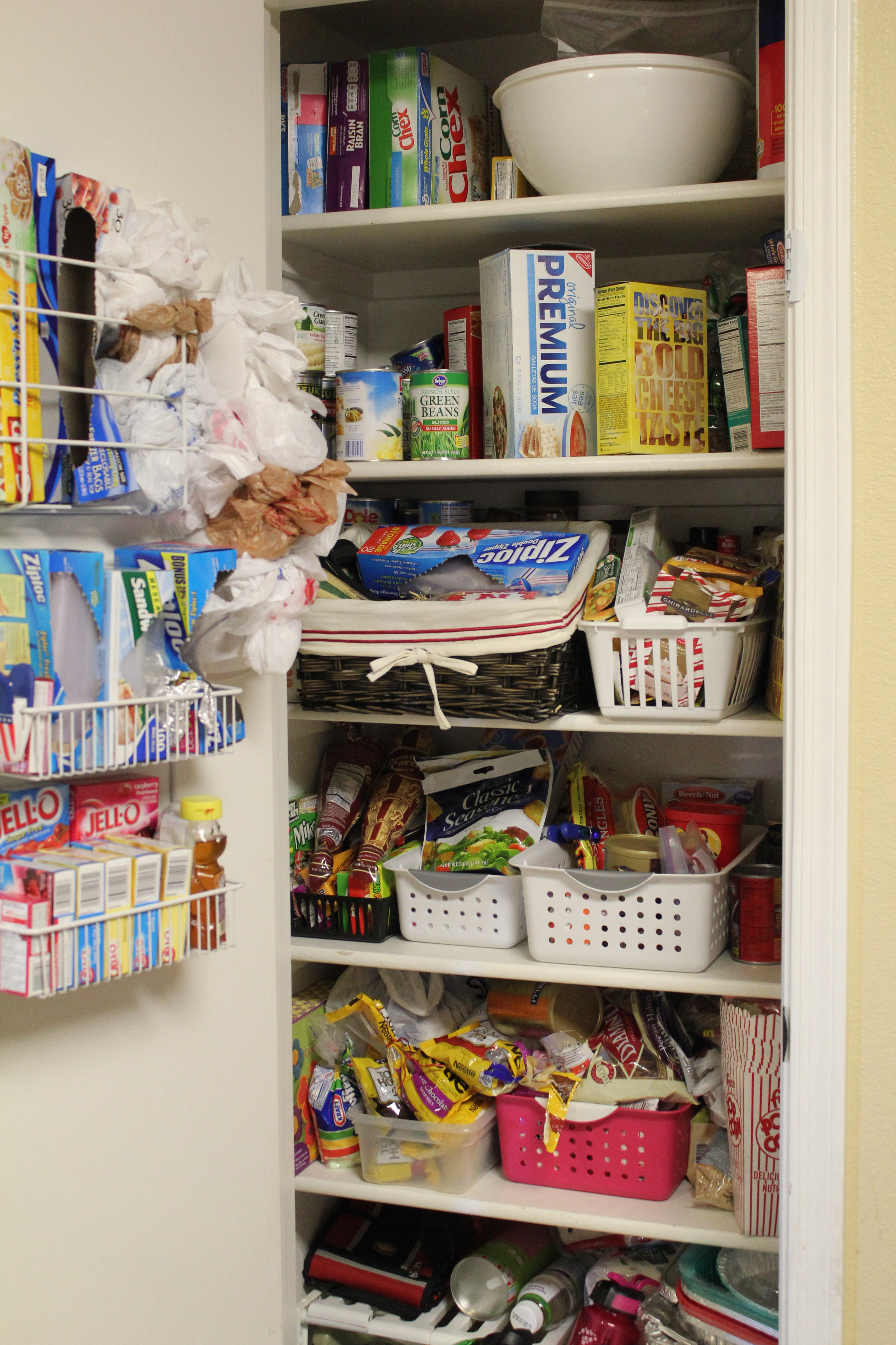 Pantry Organization Pantry Challenge Finale