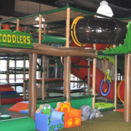 Local Activity Review: PlayGrounds Fun Zone & Cafe {+ Giveaway}!