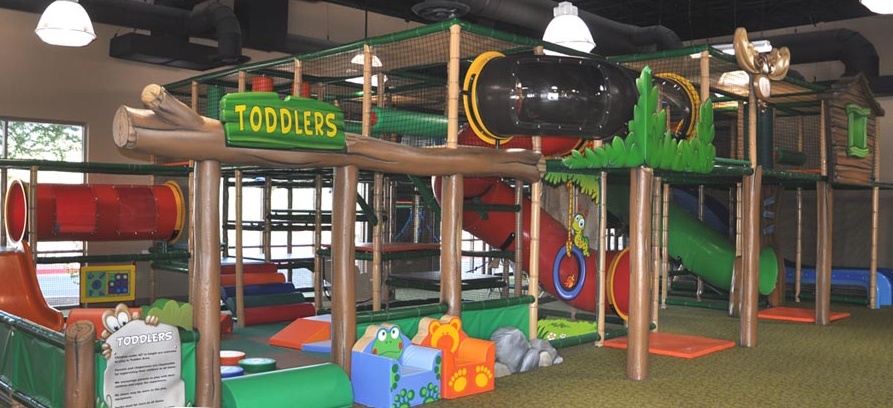PlayGrounds Fun Zone & Cafe