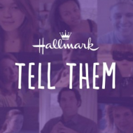 Tell Them with Hallmark {+ Giveaway!!}