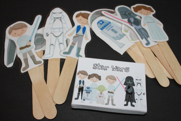 star wars crafts treats round up