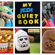 Star Wars Crafts & Treats Round-up
