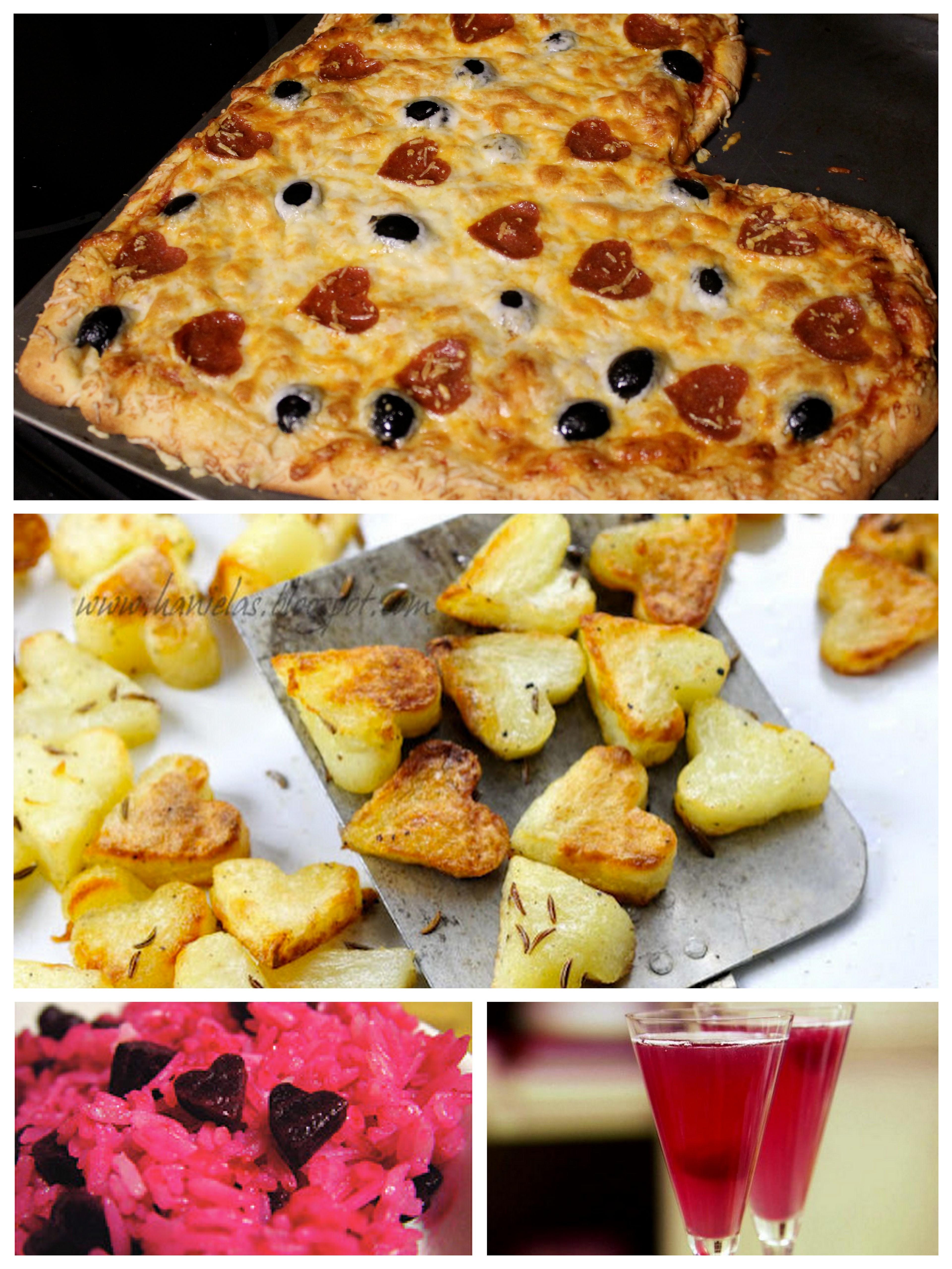 Valentine S Dinner Ideas