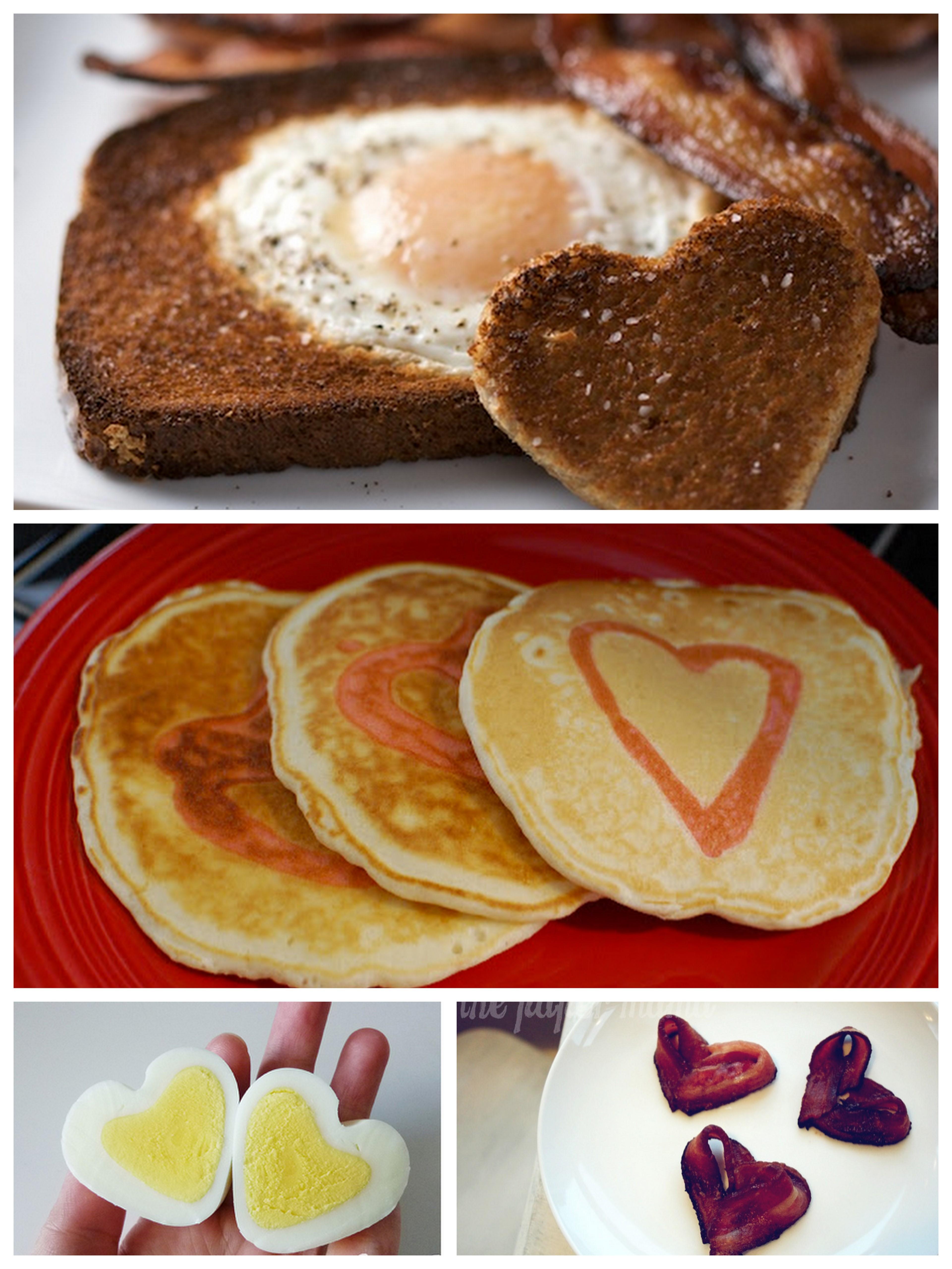 Valentineu0027s Breakfast Ideas: