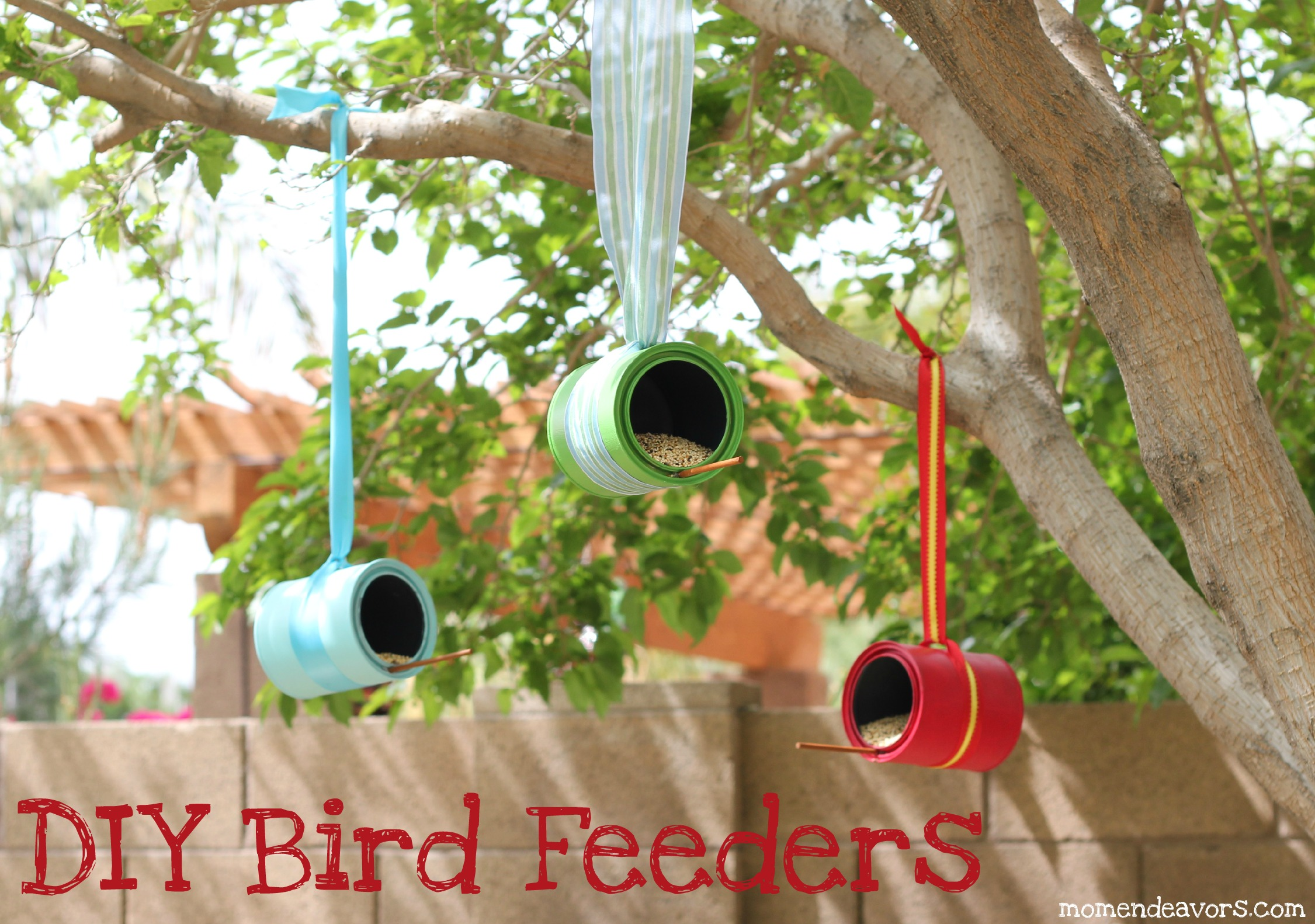 diy rebecca jay feeders blue build gardens summer wreath feeder s bird how to blog