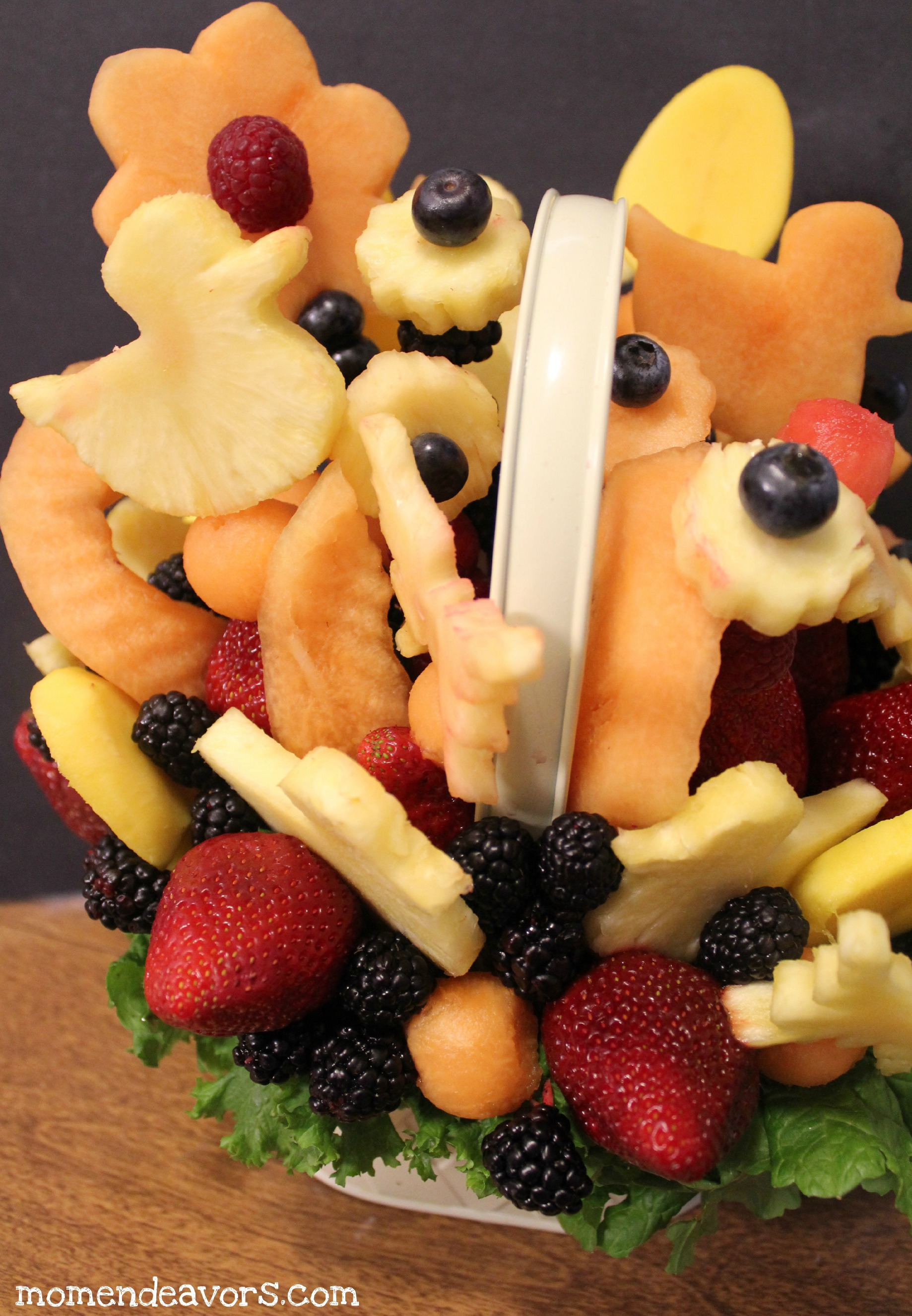 Make Your Own Edible Arrangement Perfect For Spring
