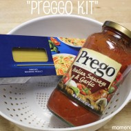 "Pregnancy Gift: Make a ""Preggo Kit"""