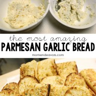 Parmesan Garlic Butter Bread Spread