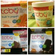 TCBY Frozen Yogurt Taste Testing Parties! #TCBYGrocery