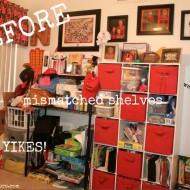 Office/Craft Room Makeover Reveal!