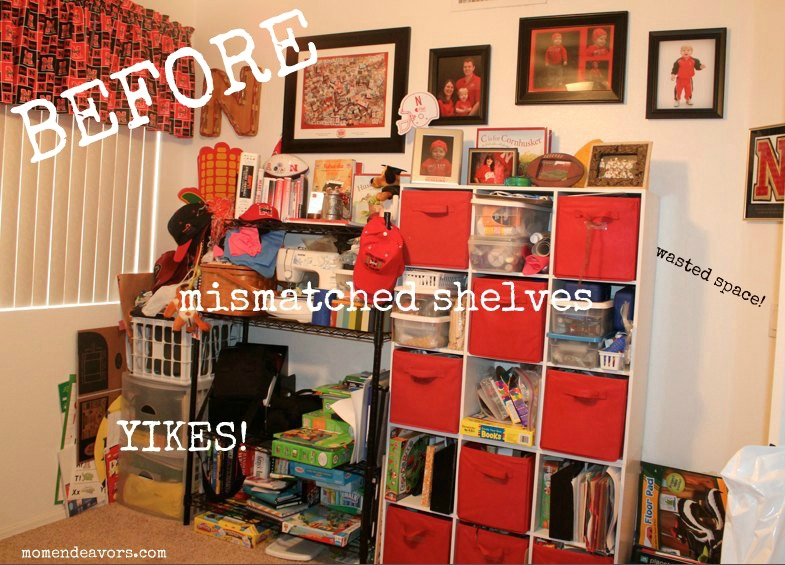 Office Craft Room Makeover Reveal