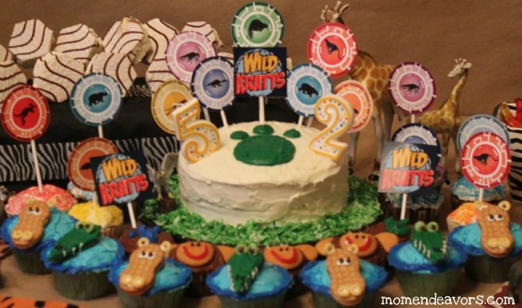 Diy Wild Kratts Party Decorations Amp Activities