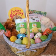 Building an Easter Basket on a Budget