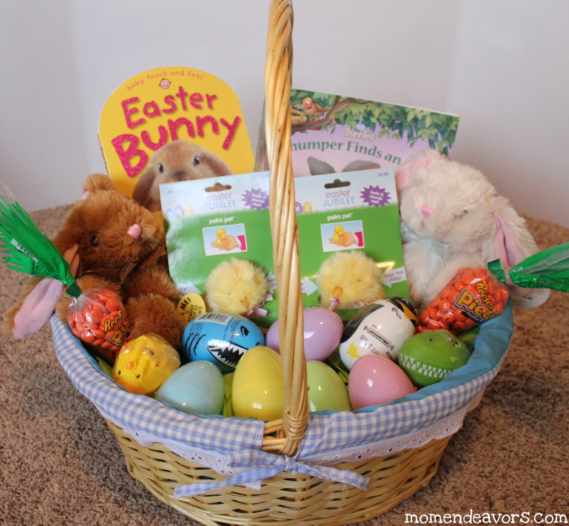 How To Make Easter Baskets Crafts