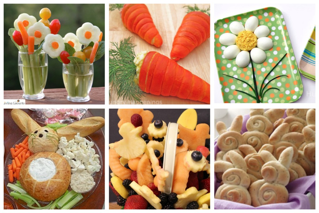 Healthy Easter Fun Foods