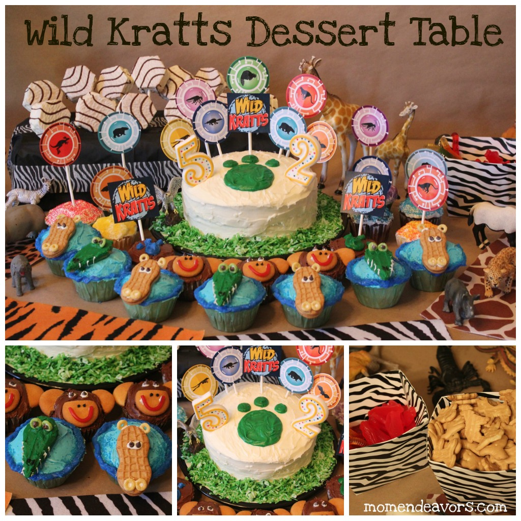 picture regarding Wild Kratts Creature Power Discs Printable named Wild Kratts Birthday Bash!