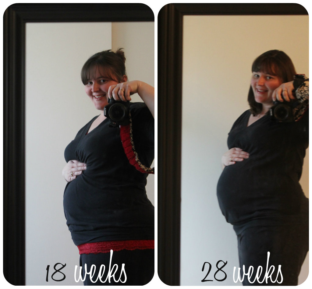 Pregnancy Update: 28 weeks!
