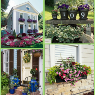 Project Beautify Curb Appeal {$100 Lowe's Gift Card Giveaway}