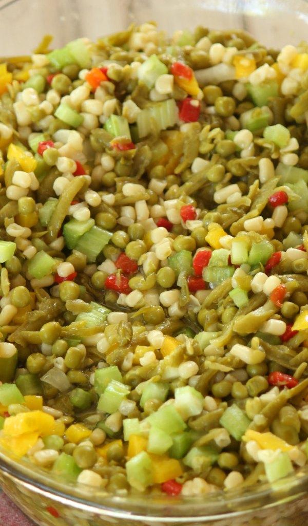 Shoe Peg Corn Salad