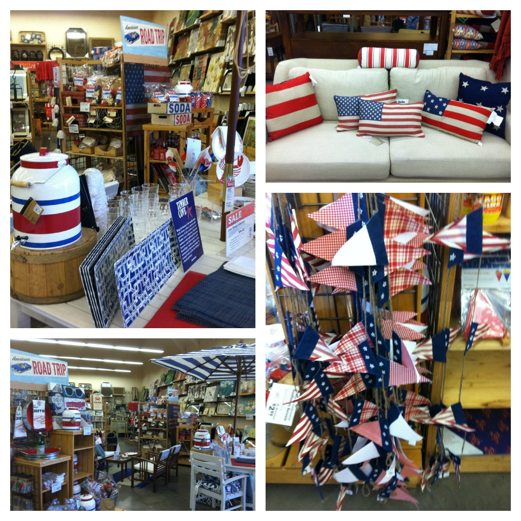 Getting Patriotic with Americana Decor!