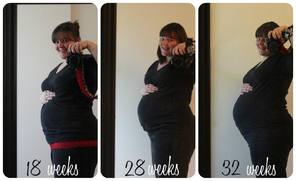 pregnancy update 32 weeks