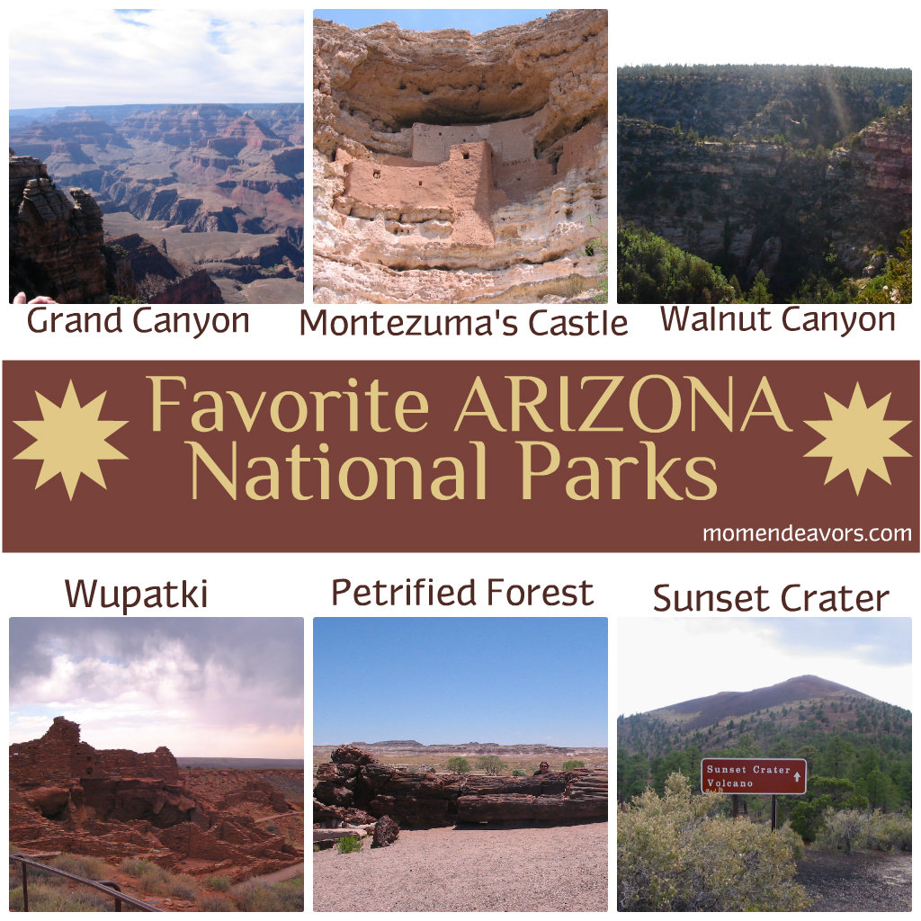 AZ National Parks