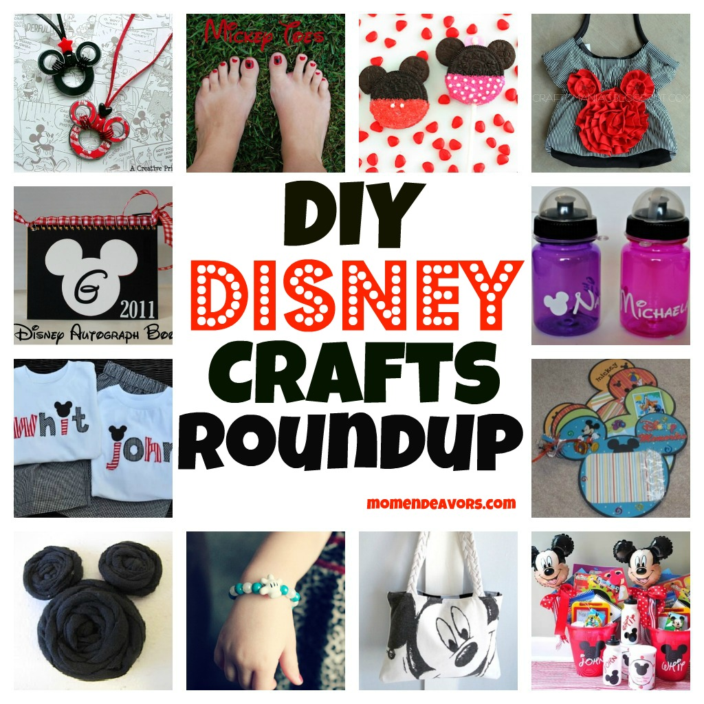 Diy Crafts For Adults Diy disney/mickey crafts